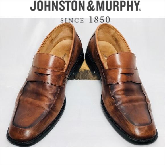 Johnston & Murphy Other - ᒍOᕼᑎSTOᑎ & ᗰᑌᖇᑭᕼY- ᙭ᑕ4  ᗷᖇᗩᑎᑎIᑎG ᑭEᑎᑎY